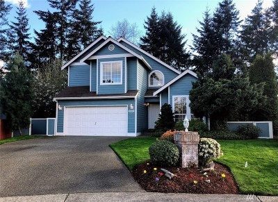 Poulsbo Single Family Home For Sale: 20025 Bue Rund Lp NE