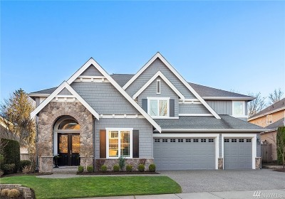 Sammamish Single Family Home For Sale: 27241 SE 13th Place