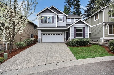 Woodinville Single Family Home For Sale: 12855 NE 197th Place