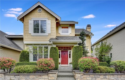 Mukilteo Single Family Home Contingent: 11857 Wilmington Wy