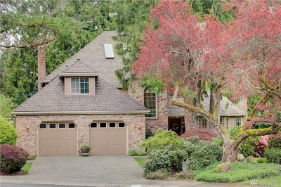 Sammamish Single Family Home For Sale: 2528 225th Place NE