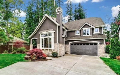 Sammamish Single Family Home For Sale: 25615 SE 30th St
