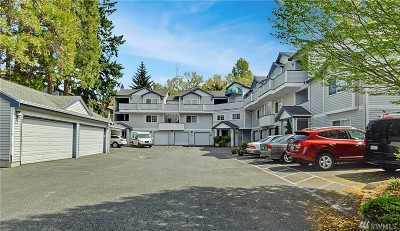 Bellevue WA Condo/Townhouse For Sale: $688,000