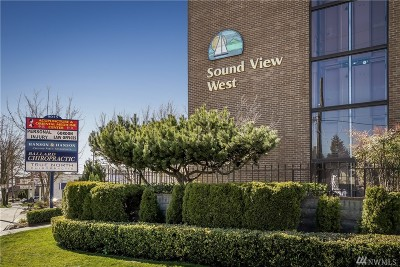 Seattle Commercial For Sale: 9015 Holman Rd NW #5