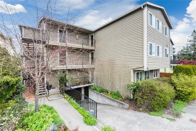 Seattle Condo/Townhouse For Sale: 734 N 94th St #5A