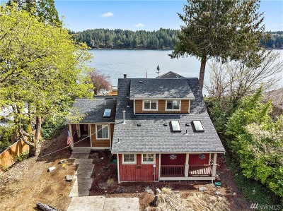 Shelton WA Single Family Home For Sale: $639,000