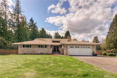 Puyallup Single Family Home Contingent: 12024 74th Ave E