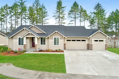 Lacey Single Family Home For Sale: 4826 Plover St NE