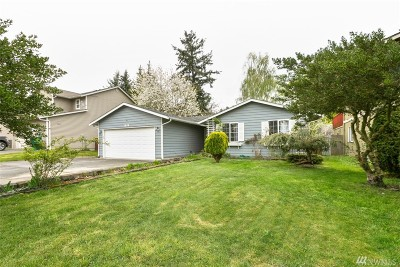Skagit County Single Family Home For Sale: 1508 Blackberry Dr