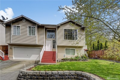 Lynnwood Single Family Home For Sale: 4316 147th St SW