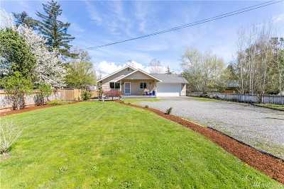 Bellingham Single Family Home For Sale: 3942 Bancroft Rd