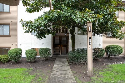Federal Way Condo/Townhouse For Sale: 1006 S 312th St #211