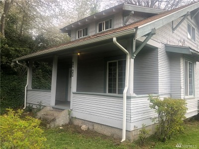Tacoma Single Family Home For Sale: 6261 S Mullen St