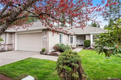 Port Orchard Single Family Home For Sale: 7030 Prestwick Lane SW