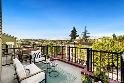 Seattle Condo/Townhouse For Sale: 4026 Stone Wy N #501