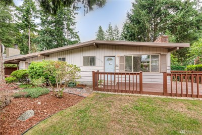 Edmonds Single Family Home For Sale: 10514 243rd Place SW
