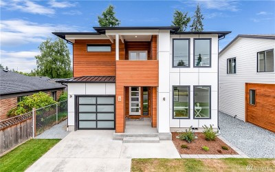 Tacoma Single Family Home For Sale: 4407 N 12th St