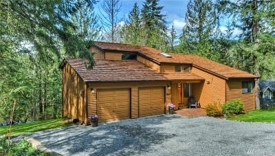 Issaquah Single Family Home For Sale: 14601 245 Ave SE