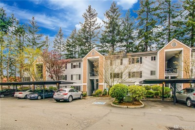 Bellevue WA Condo/Townhouse For Sale: $380,000