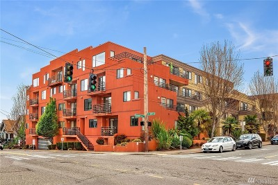 Seattle Condo/Townhouse For Sale: 3401 Wallingford Ave N #301