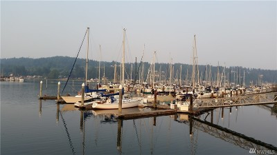 Gig Harbor Condo/Townhouse For Sale: 3901 Harborview Dr #C-34