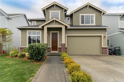 Bonney Lake Single Family Home For Sale: 17906 121st St E