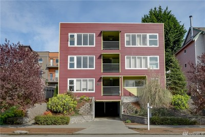 Seattle Multi Family Home For Sale: 6708 California Ave SW