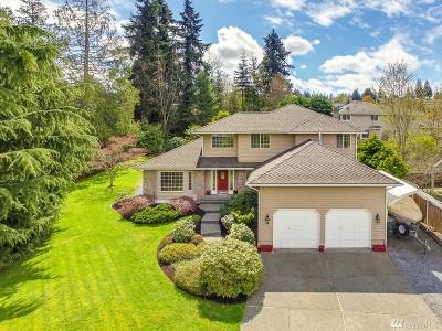 Everett Single Family Home For Sale: 4808 Bayview Lane
