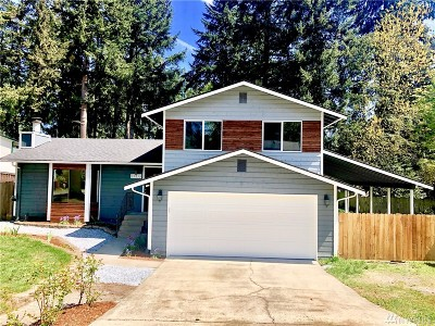 Puyallup Single Family Home For Sale: 12619 126th Av Ct E