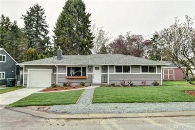 Everett Single Family Home For Sale: 517 60th St SE