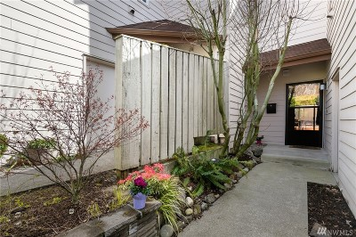 Seattle Single Family Home For Sale: 9734 Ashworth Ave N