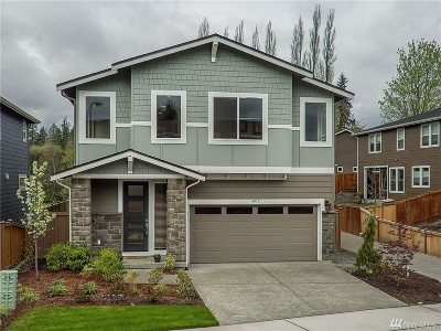 Issaquah Single Family Home For Sale: 4913 232nd Ave SE