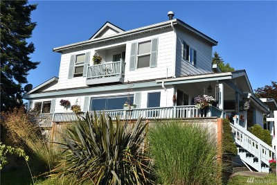 Port Orchard Single Family Home For Sale: 7934 E Maple St