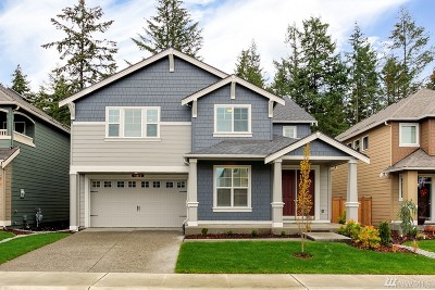 Puyallup Single Family Home For Sale: 18816 105th Ave E #2332