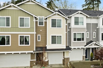 Lynnwood Condo/Townhouse For Sale: 15720 Manor Way #K2