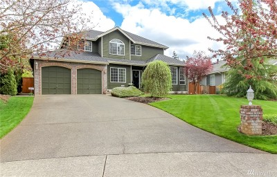 Federal Way Single Family Home For Sale: 37628 17th Place S