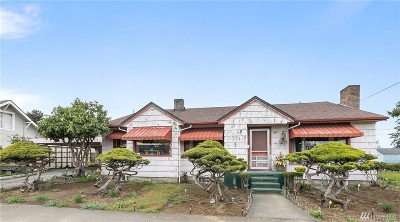 Marysville Single Family Home For Sale: 1825 7th St