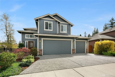Lynnwood Single Family Home For Sale: 310 197th St SW