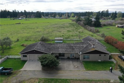 Thurston County Single Family Home For Sale: 8947 Canal Rd SE