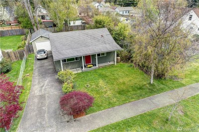 Seattle Single Family Home For Sale: 4736 50th Ave SW