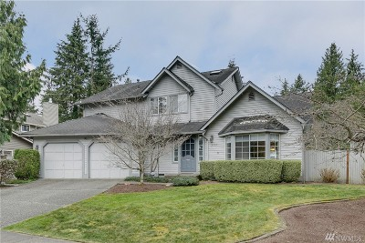 Bothell Single Family Home For Sale: 2532 184th Place SE