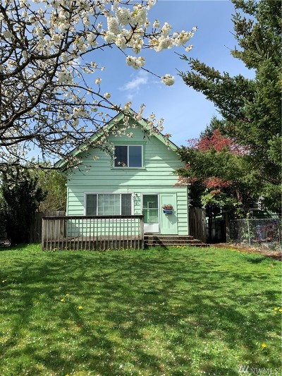 Tacoma Single Family Home For Sale: 5614 S J St