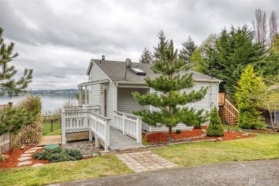 Olympia Single Family Home For Sale: 9702 Cascade Loop NE