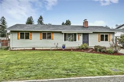 Steilacoom Single Family Home For Sale: 2313 Maple Lane