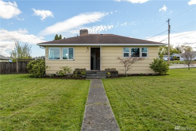 Anacortes, La Conner Single Family Home For Sale: 1319 25th St