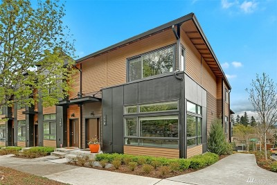 Issaquah Condo/Townhouse For Sale: 158 Shy Bear Wy NW #20