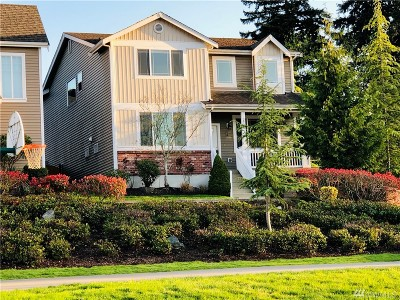 Puyallup Single Family Home For Sale: 2524 8th St SW
