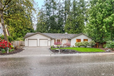 Sammamish Single Family Home For Sale: 2315 209th Place NE
