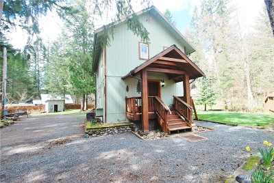 Lewis County Single Family Home For Sale: 122 N Mountain View Dr