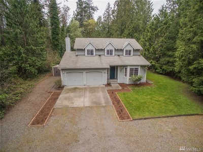 Gig Harbor Single Family Home For Sale: 7222 46th Ave NW